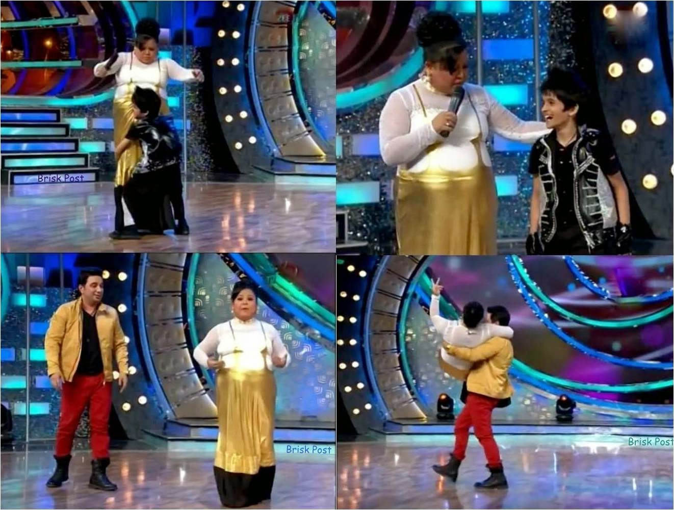 Comedy by Bharti in DID Little Masters Season 3