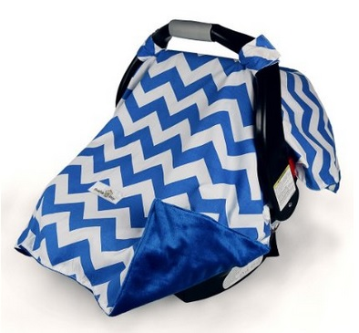 Chevron Baby Car Seat Covers