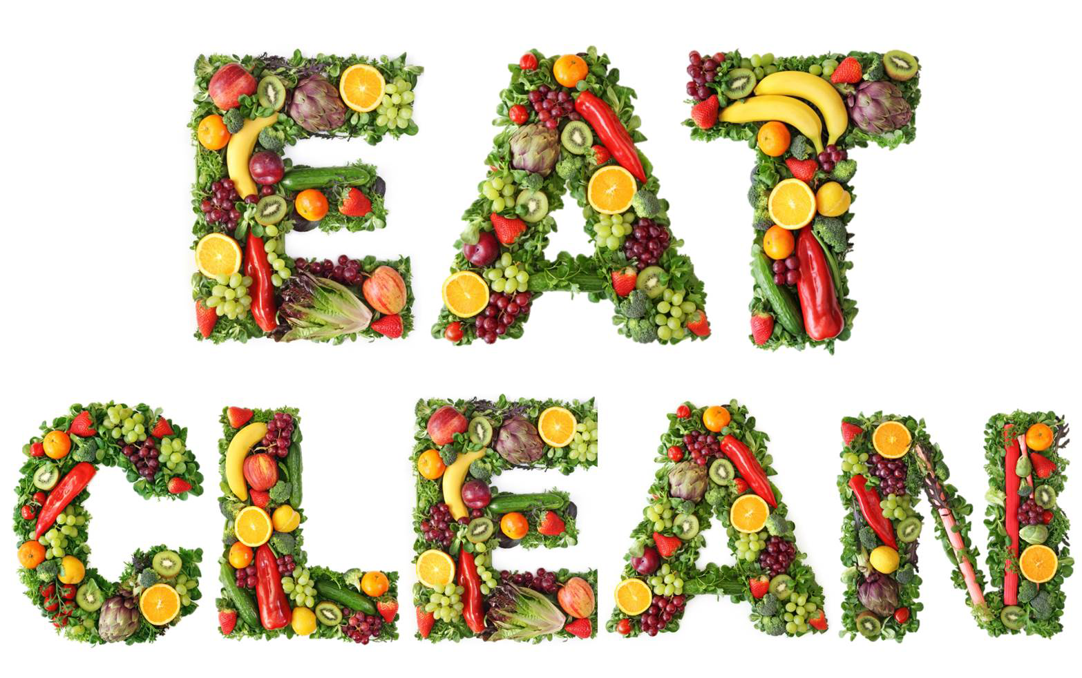 Eat clean, whole foods to help ease the symptoms of RA