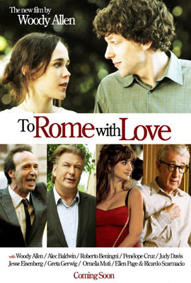 Para Roma, Com Amor, de Woody Allen
