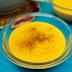 Canjica ou Curau de milho simples