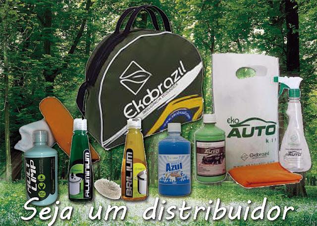 Ekobrazil EkoAuto Higienização Ecológica Produtos Ecológicos