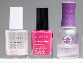 Avon Speed Dry+ Rebel Rose