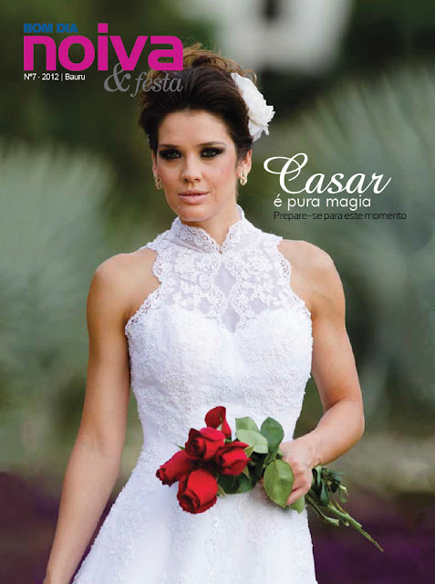 Revista Bom dia Noiva e Festa 2012