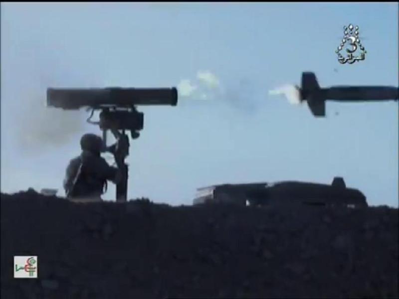 Fuerzas Armadas de Argelia AT-14