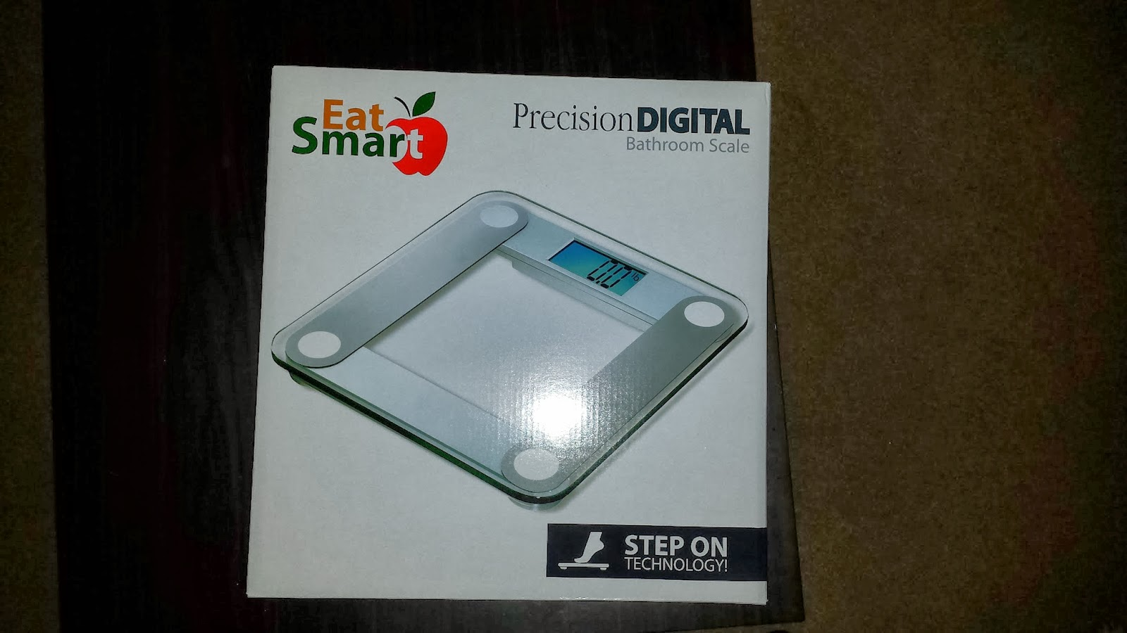 Product spotlight meet the eatsmart precision digital bathroom scale - Yay New Scale In The Box