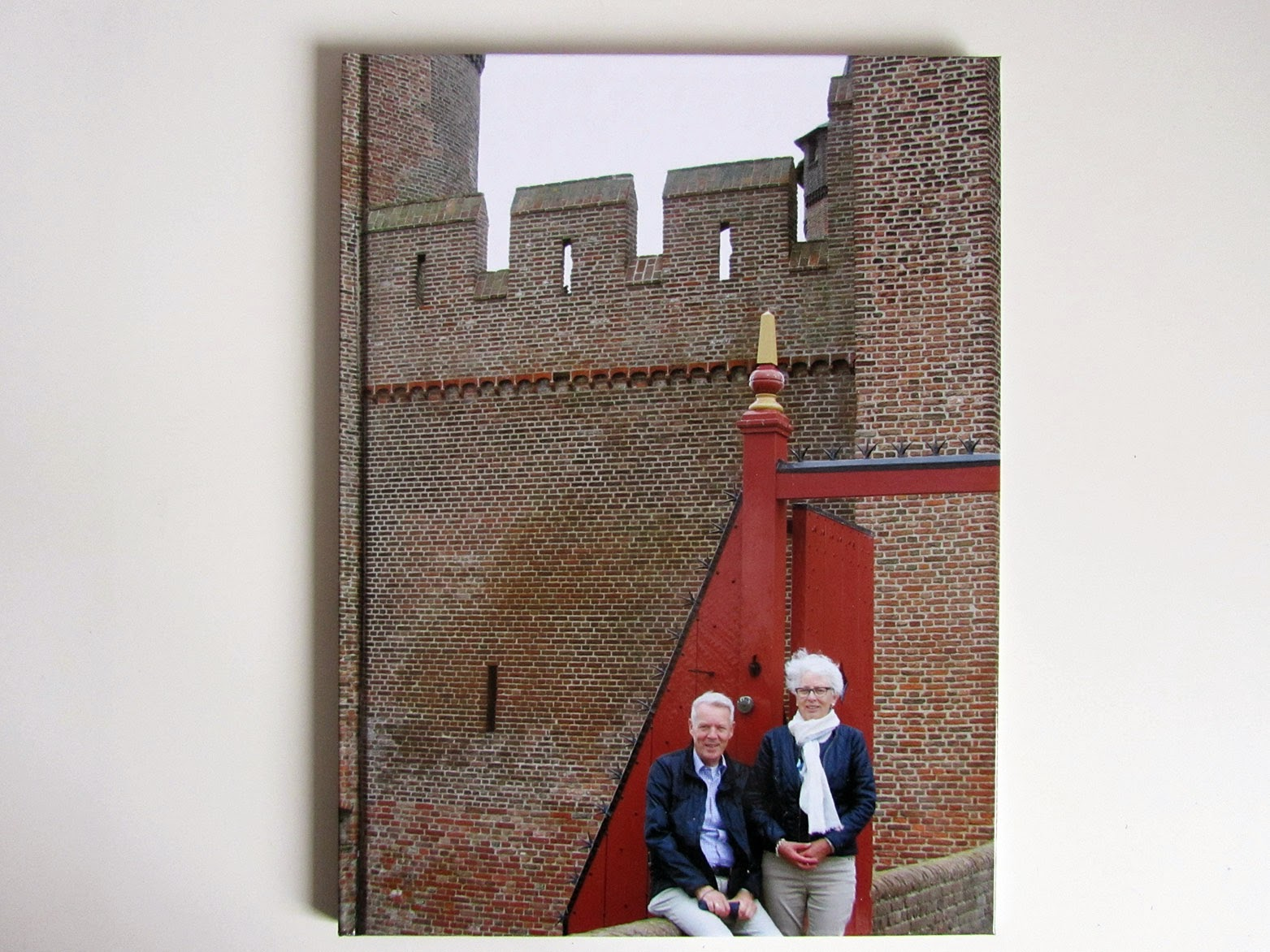 cover photo book Castle Muiderslot