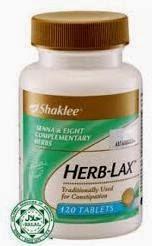 嘉康利; Herb-lax 嘉康利; 清肠宝; 收缩肚腩; 便秘; 排除宿便