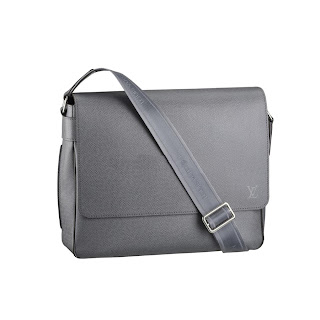 Louis Vuitton M32623 Taiga Leather Roman MM