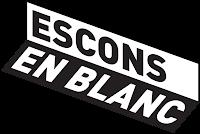 Logotipo de Escons en Blanc