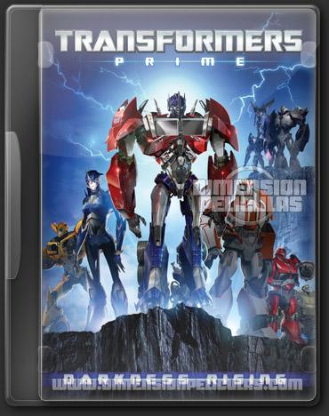 Transformers Prime (Temporada 2 Inglés Subtitulado) (2012)