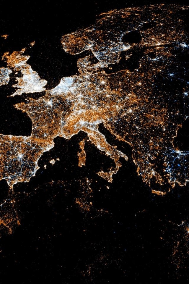 Europe from space jjbjorkman.blogspot.com