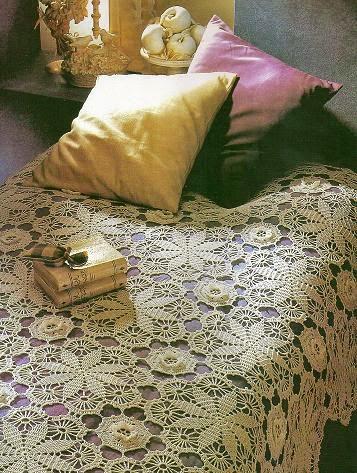 melissa melina crochet couvre lit au crochet patron gratuit. Black Bedroom Furniture Sets. Home Design Ideas