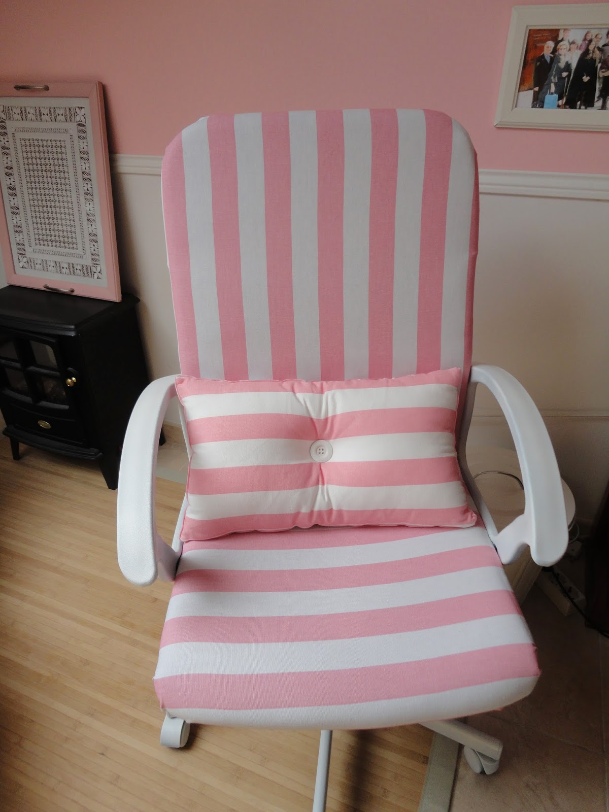 Uma cadeira Ikea