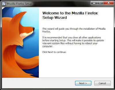 Mozilla Firefox 8 Terbaru