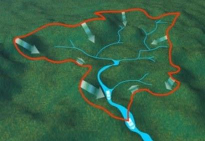 Estudios hidrologicos - Cuenca hidrogr�fica