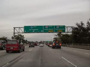 Autoroute, Los Angeles