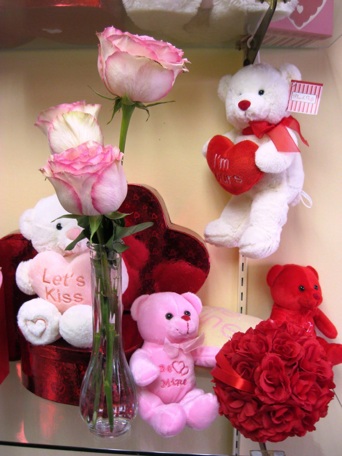 Valentines Day Teddy Bears