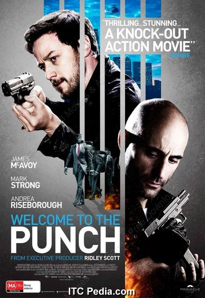Welcome to the Punch (2013) WEBRip XviD - juggs