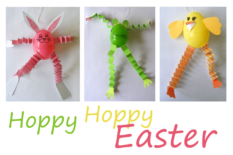 fun easter crafts everyday art easter craft hoppy easter eggs