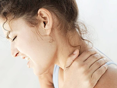 Relajación del cuello
