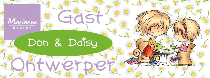 Gastdesigner bij Don en Daisy