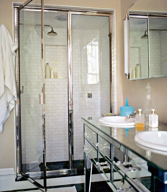 To Da Loos A Mirrored Vanity For Every Style Bathroom