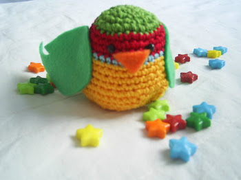 Amigurumi Quetzal : Crochet doll patterns simple ~ kalulu for .