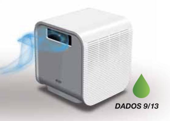 Climatizzatore portatile di design argo dados hvacblog - Climatizzatori portatili senza tubo ...