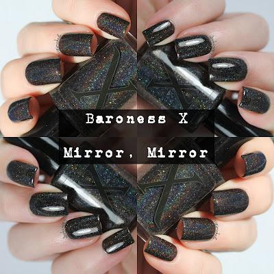 Baroness X Mirror, Mirror