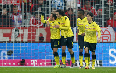 Bayern Munich 0 - 1 Borussia Dortmund (2)