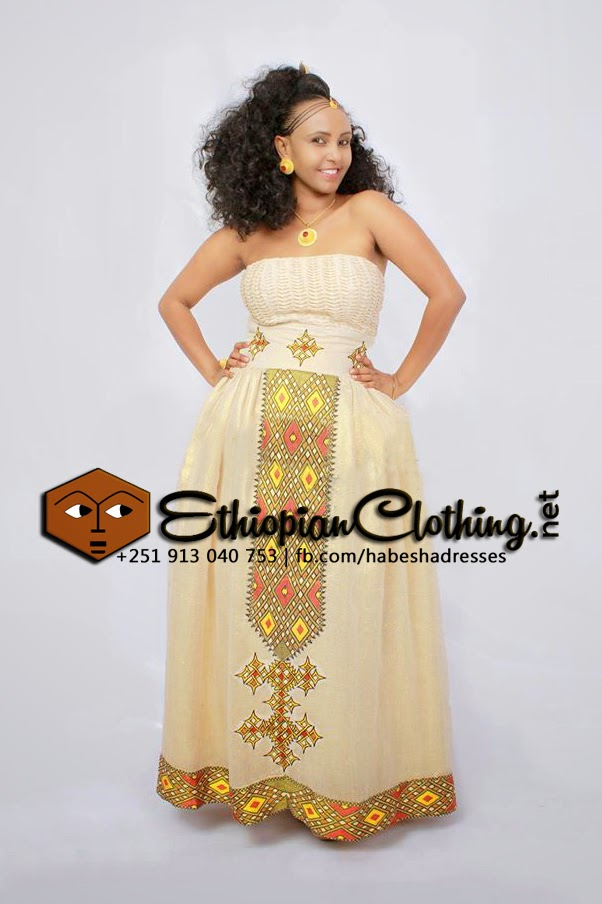 Ethiopian Cultural Wedding Dresses - Best Wedding Dress 2017