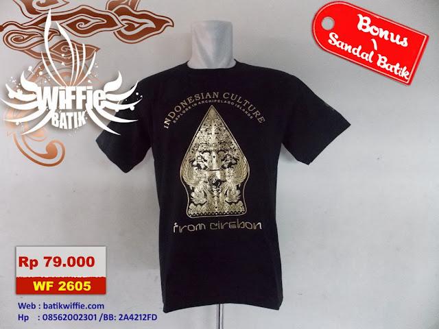 Kaos Cirebon