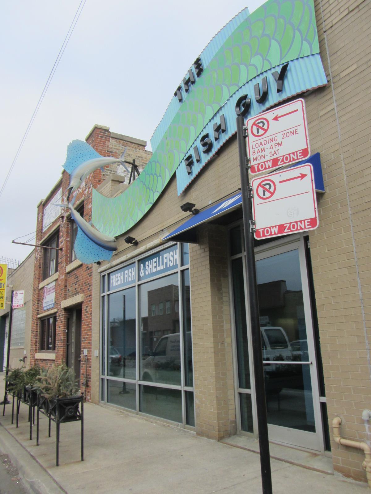 Chicago wellfleet for Fish restaurant chicago