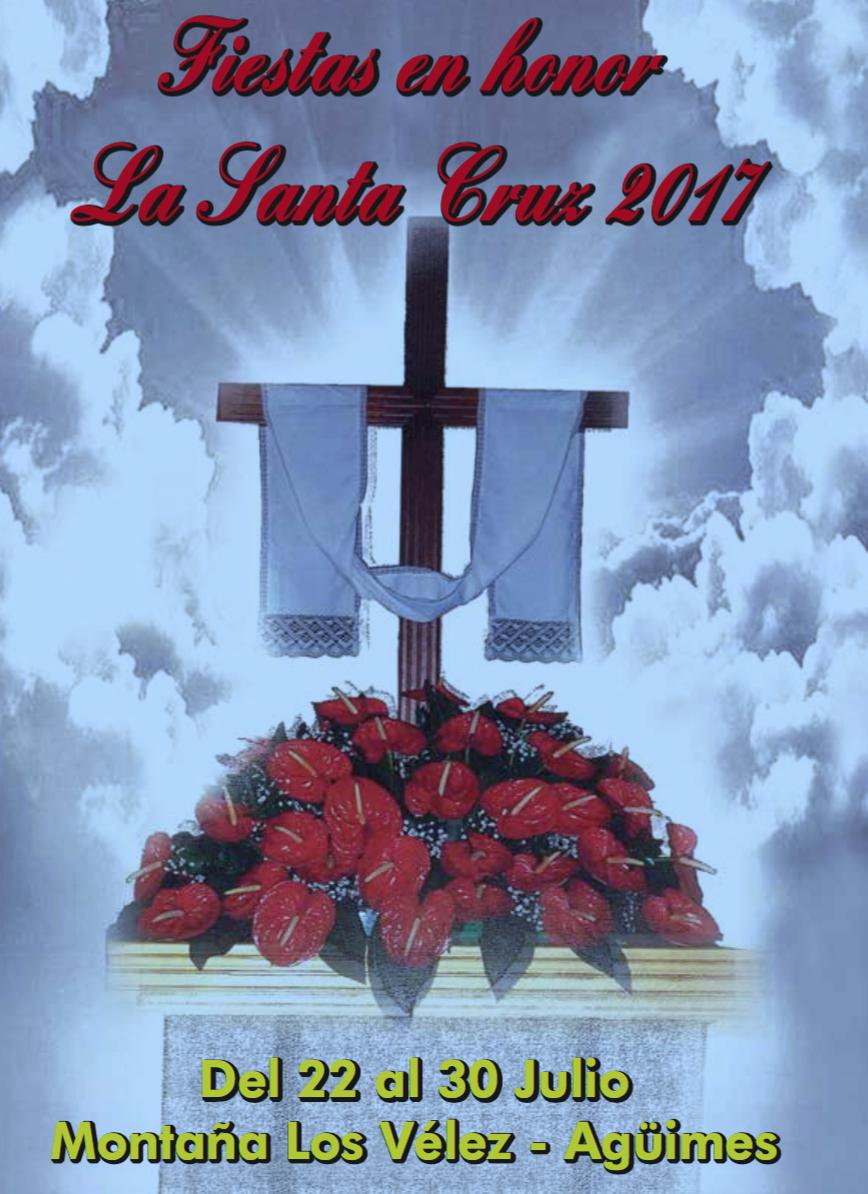 Fiestas de La Santa Cruz 2017 en Montaña Los Vélez