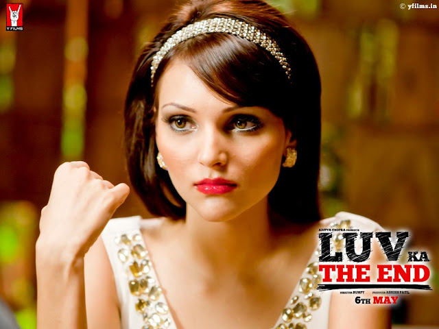 Riya Bamniyal in Luv Ka The End