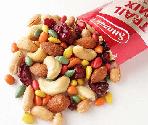 Trail Mix Nuts & Choco