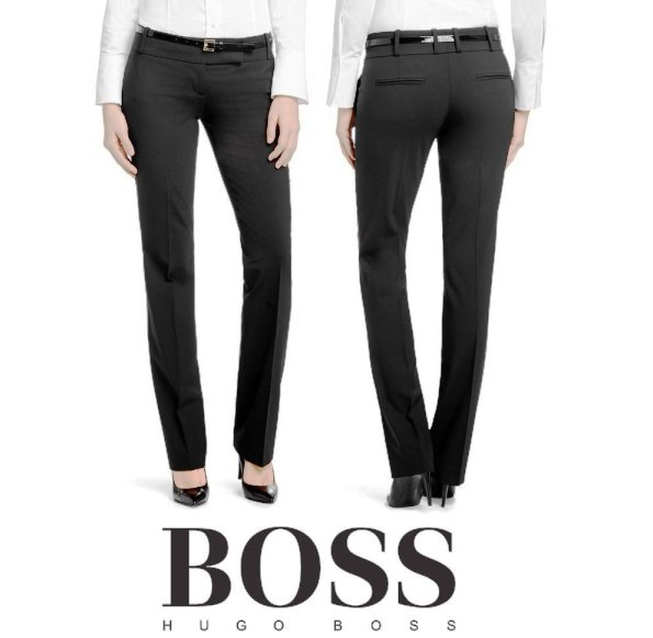 Queen Letizia's HUGO BOSS Taru Trousers