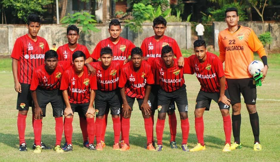 Salgaocar U19 defeated Cortalim Villagers