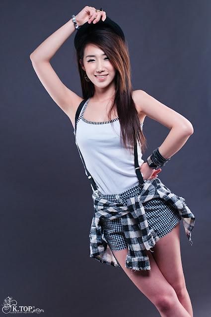 8 3 amazing sets from Lee Sung Hwa-very cute asian girl-girlcute4u.blogspot.com