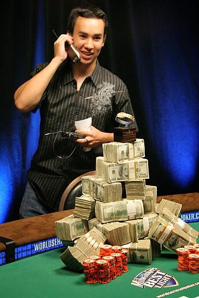 Pemain Poker Terkenal Di Dunia
