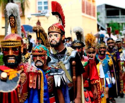 Moriones Festival Marinduque 2013 Parade
