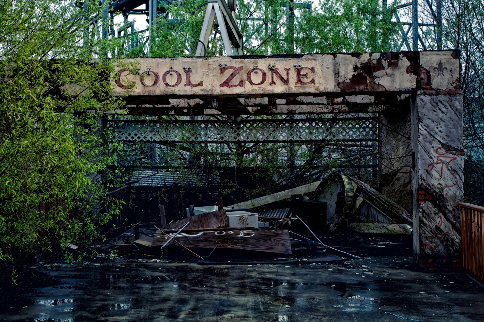 Used Cars New Orleans >> Urban Campfire: Abandoned Amusement Parks