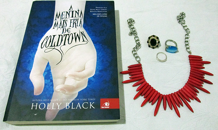 resenha Holly Black