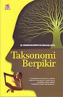 toko buku rahma: buku TAKSONOMI BERPIKIR, pengarang wowo sunaryo kuswwana, penerbit rosda