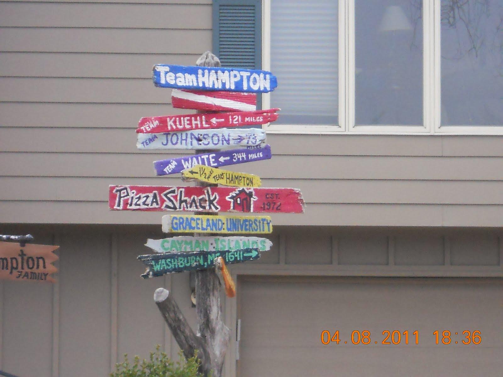 Whimsical Cottage Lamoni, Iowa Sightings