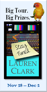 {Review+Giveaway} Stay Tuned by Lauren Clark