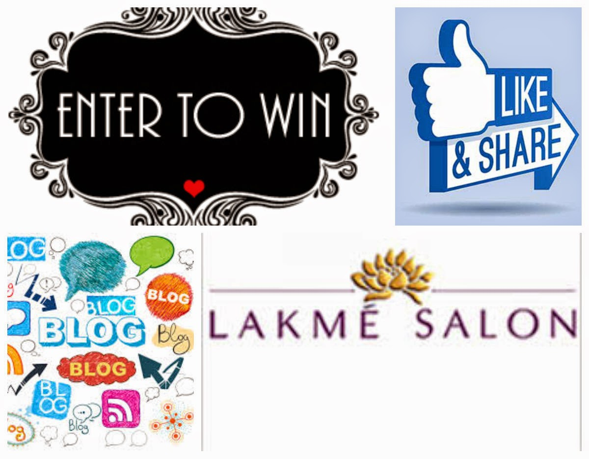 Win A Lakme Salon Gift Voucher Worth 2500 image