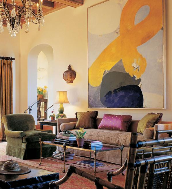11 Stylish Art Deco Interior Design Inspirations For Your Home: Book Review: Katie Ridder Rooms