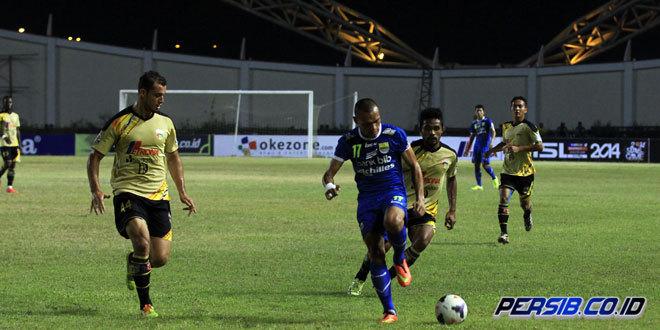 PBR vs Persib 2-1 ISL 2014